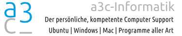 a3c-Informatik